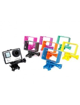 GoPro Bacpac Extension Edition Frame for Hero 3/3+/4 Camera - Yellow
