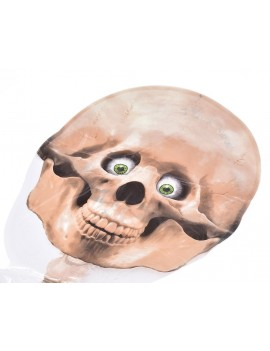 190cm Halloween Party Skull Skeleton Helium Foil Big Balloon
