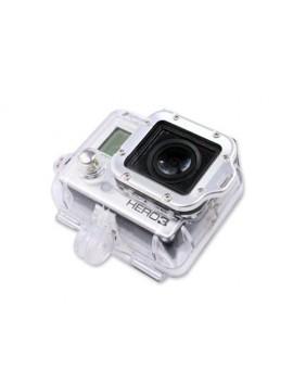 GoPro Aluminum LANYARD RING Mount for Hero 3 Black Edition - Silver