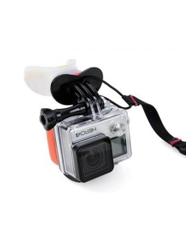 GoPro Surf Wakeboarding Mouthpiece Mouth Mount for Hero Camera - Black
