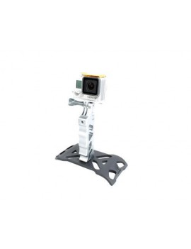 GoPro Stand/Handheld Grip/Extension Arm Mount for Hero Camera - Silver