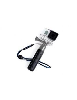 GoPro Lightweight Compact Grenade Hand Grip for Hero Camera - Gray