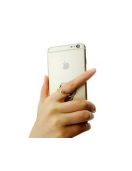 Universal Bunker Ring Finger Grip Holder Cell Phone Stand - I