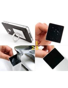 iRing Universal Bunker Ring Grip Holder Cell Phone Stand - Snowman