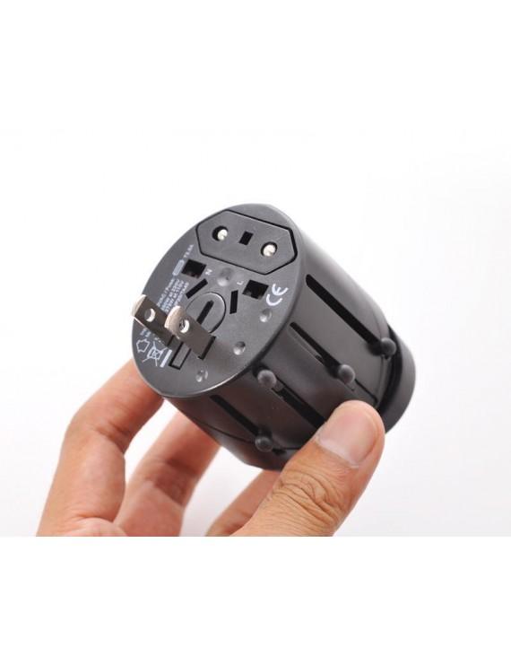 100-240V Universal Twist International All In One Travel Plug Adapter