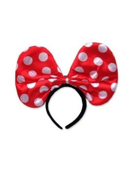 Party Costume Accessory LED Flashing Polka Dot Bow Headband